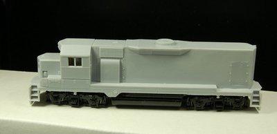 CSX GP35 Road Slug, HO Scale Trains, by Puttman Locomotive Works