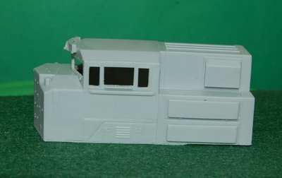NS SD70 ACU Cab Conversion, HO Scale Trains