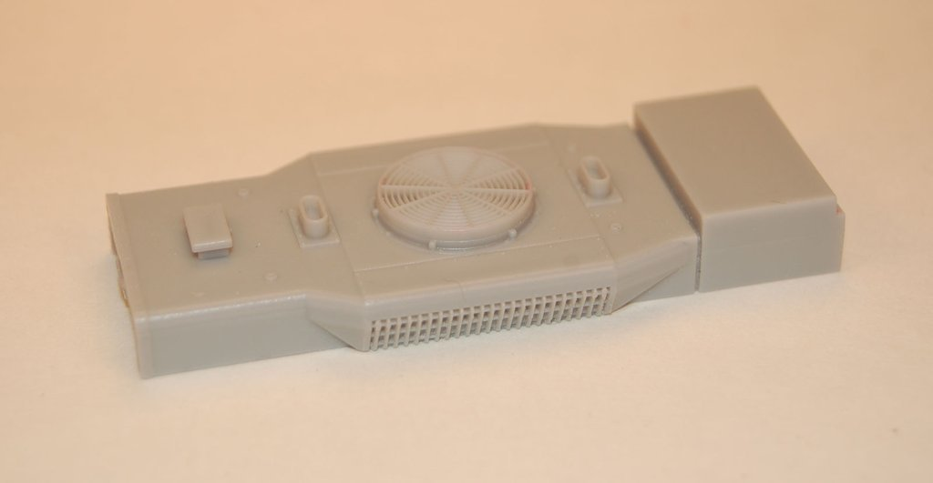GP38-2 Dynamic Brake Section, HO Scale Trains