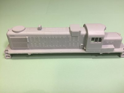 RS3M/RS3U Chop Nose, Delaware Hudson Version, HO Scale Trains by Puttman Locomotive Works