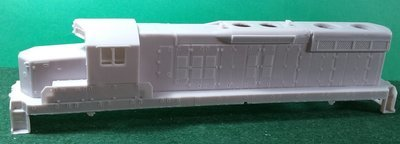 HO Scale EMD SD18 Low Nose w/ Dynamic Brakes
