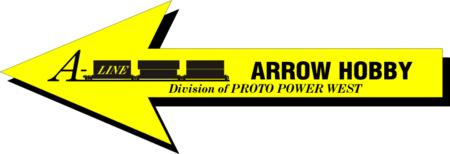 Proto Power West / A-Line Parts - HO Scale C36-7