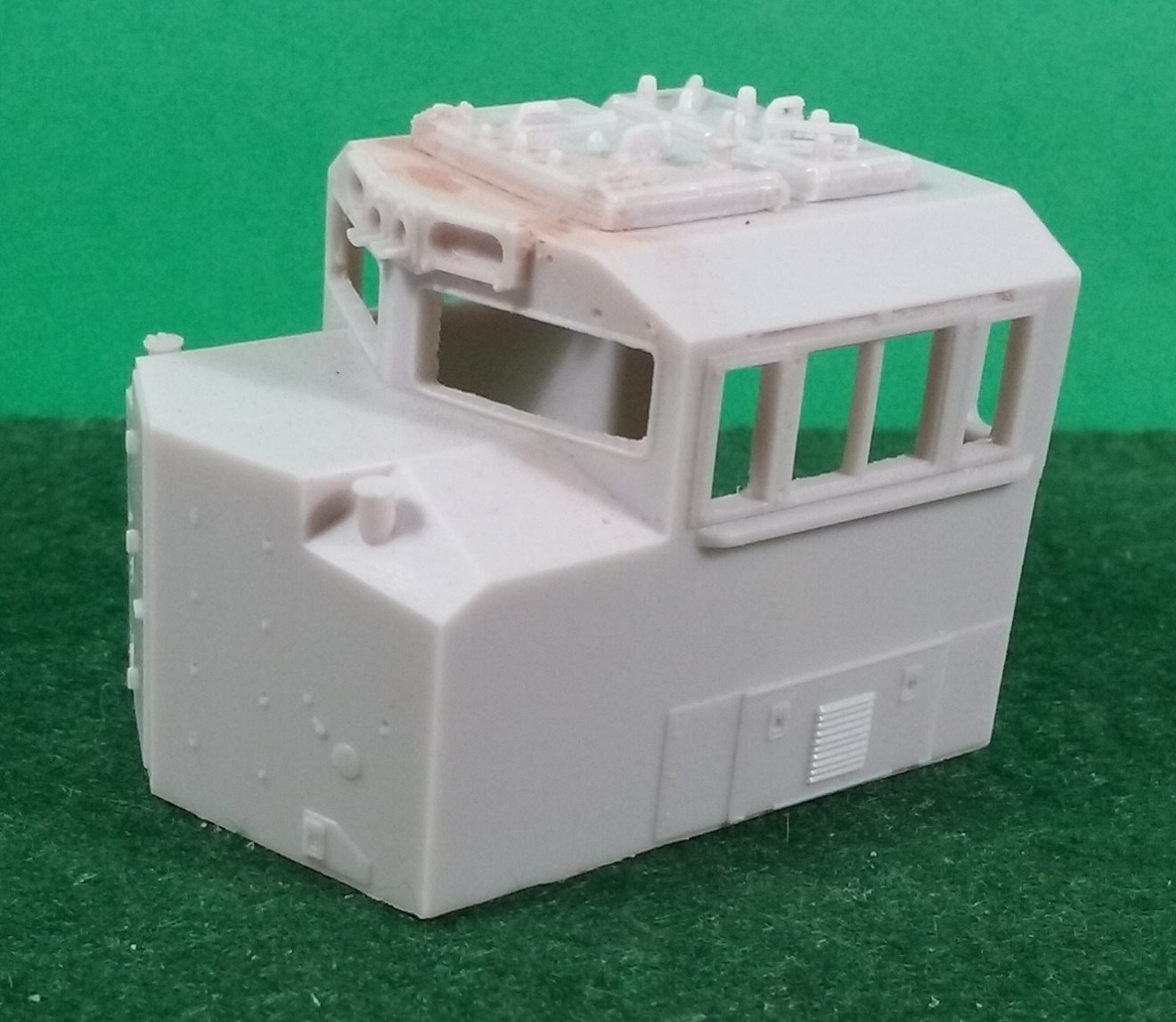 HO Scale - EMD SD70ACE Cab Section Part