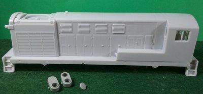 HO Scale - FM H-20-44 Locomotive Shell, HO Scale Trains