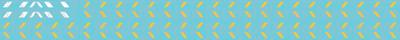 N Scale - Elgin Joliet & Eastern Yellow Stripes Addon Decal Set