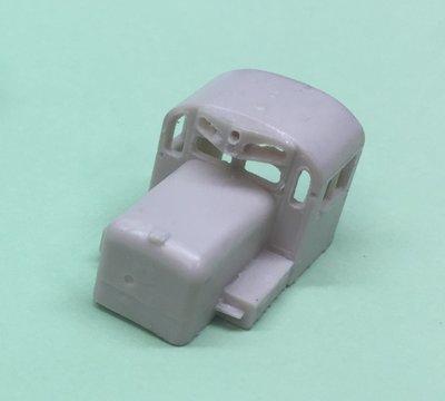 N Scale Parts - RS3 Chop Nose Cab Part
