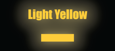 HO Scale - FRA Reflective Blocks - Light Yellow
