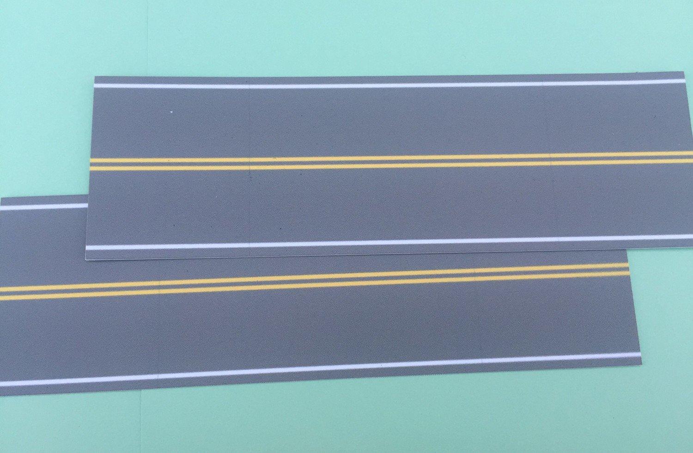 Easy Streets O - Medium Asphalt - No Passing Section