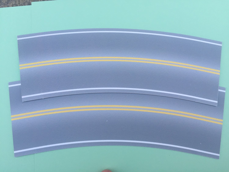 Easy Streets N - Aged Asphalt-Broad Curve No Passing