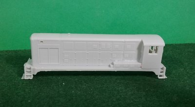 N Scale Fairbanks Morse H-12-44 Locomotive Shell