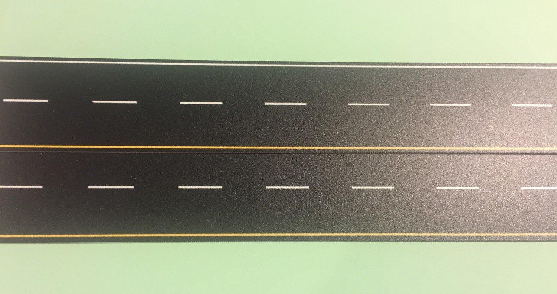 Easy Streets N - Fresh Asphalt-10in Interstate Straight Section