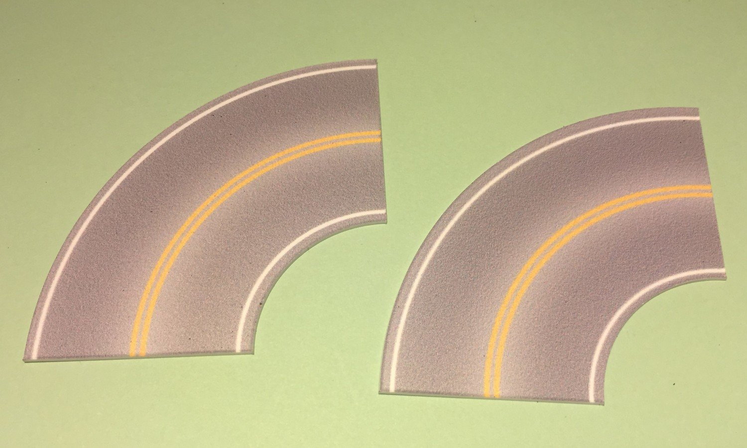 Easy Streets O - Aged Asphalt-Tight Curve No Passing