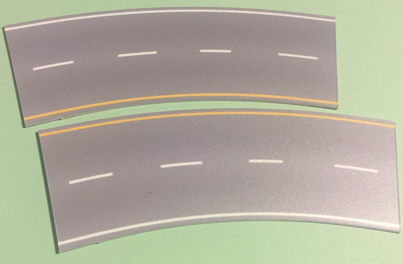 Easy Streets O - Aged Asphalt-Broad Curve Interstate