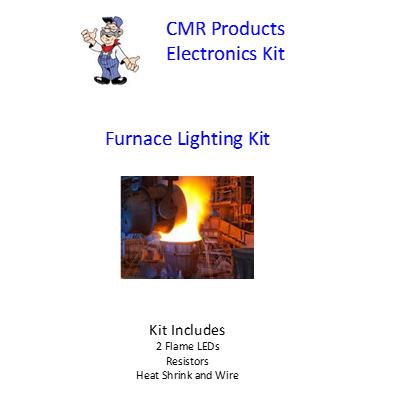 LED Kit - Red Furnace Kit