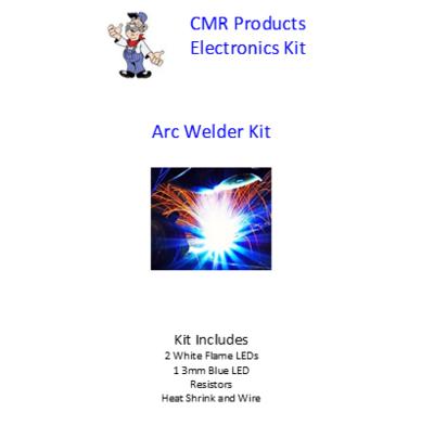 LED Kit - Arc Welder Kit