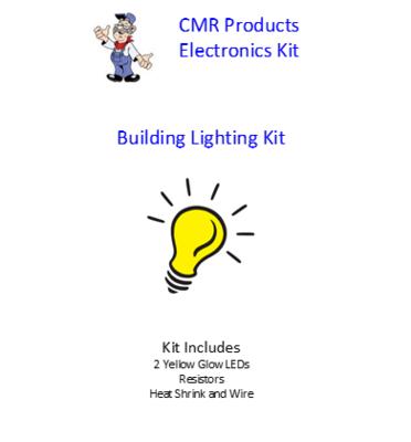 LED Kit - Yellow Glow Room Lighting Kit