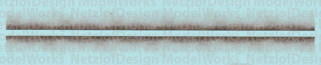 HO Scale - Edge Fade Rust Weathering Set
