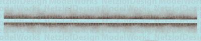 N Scale - Edge Fade Rust Weathering Set