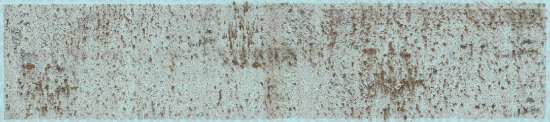 Dark Splotchy Rust Weathering Set ND-905