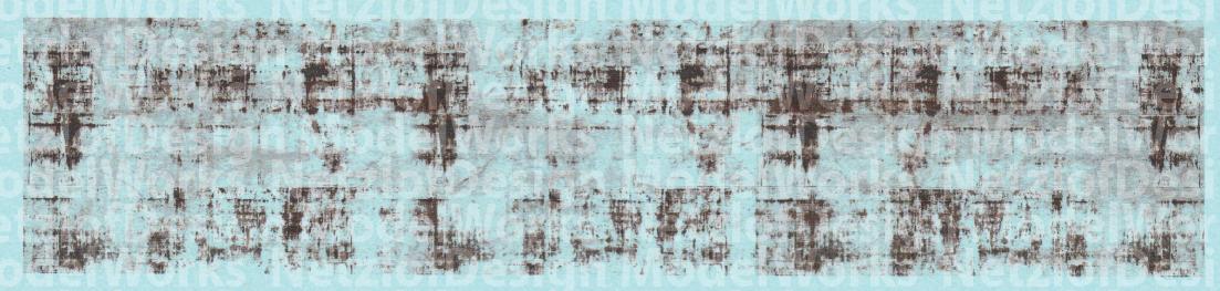 Dumpster Floor Rust Weathering Set ND-907
