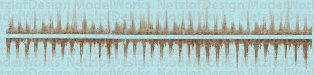 Heavy Streak Rust Weathering Set ND-909