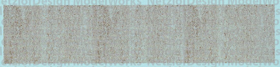 Spotty Medium Rust Weathering Decals ND-917