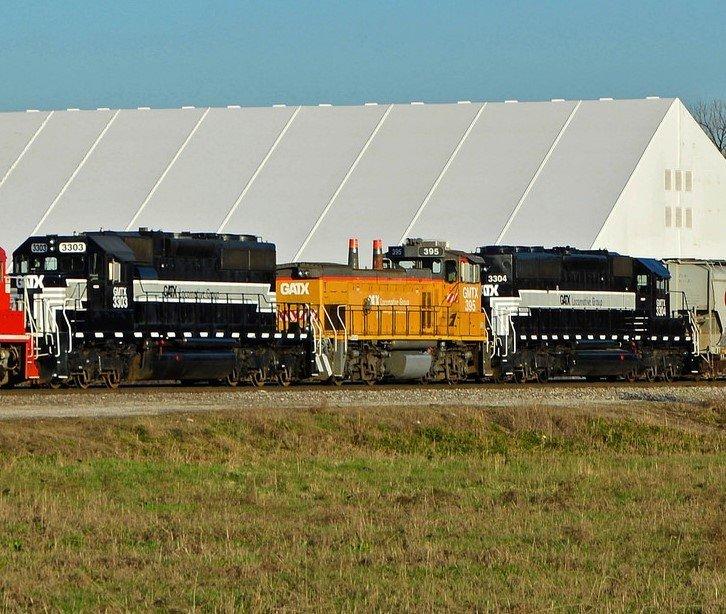 GMTX Lease Locomotive exFGLK scheme