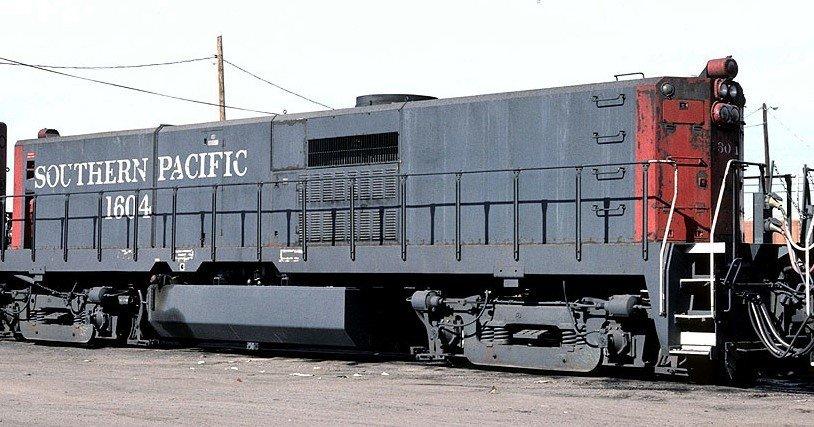 HO Scale SP Tebu Slug, HO Scale Trains, by Pacific Northwest Resin