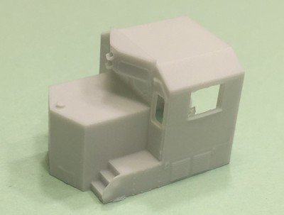 N Scale Parts - NS Admiral Cab Part