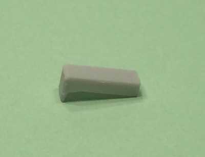 N Scale Detail Part - Paper Air Filters - SP/CR GP20 Type (QTY 2)