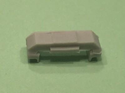N Scale Detail Part - Paper Air Filters - Horst Paducah (ICG, CR GP8/GP10)