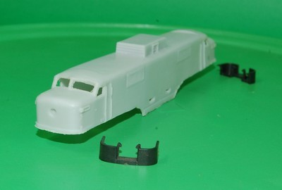 N Scale Trains, EP5 With Pilots Locomotive Shell, by CMR Products