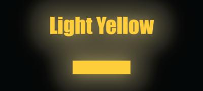 FRA Reflective Blocks - Light Yellow (HO,S,O)