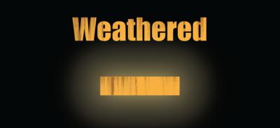 Weathered FRA Reflective Blocks - Dark Yellow (HO,S,O)