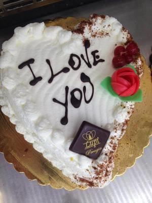 I LOVE YOU - tortine per 2 persone