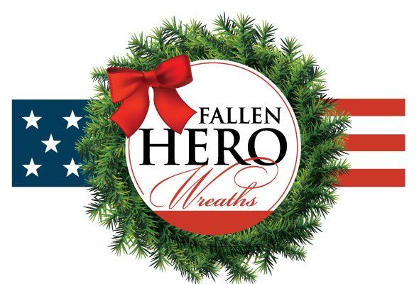 "26"" FALLEN HERO WREATH (9/25/19-10/25/19)"