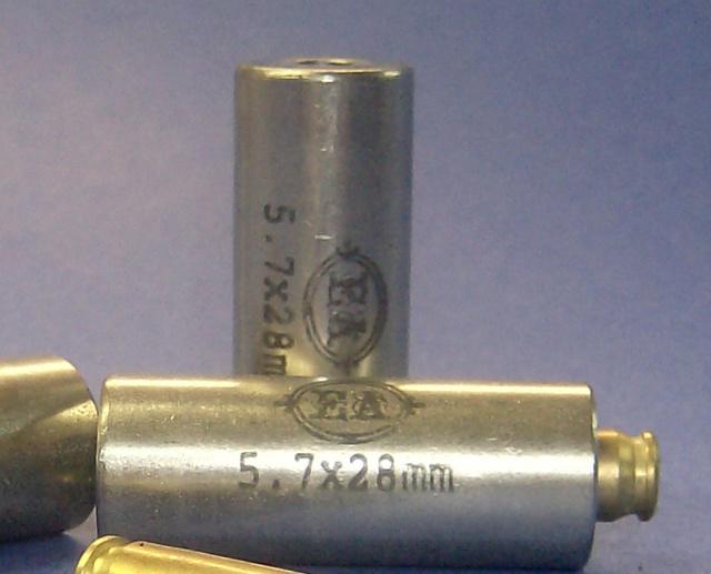 5.7x28 Case Gauge go/no go  Elite Ammunition