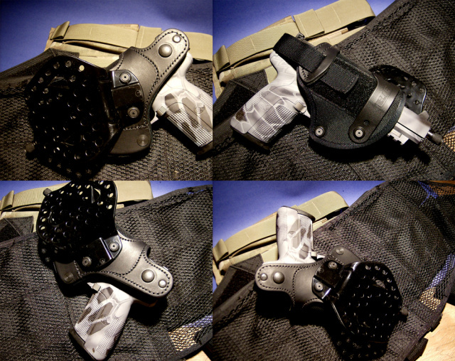 EA Five Seven Paddle Holster Hybrid