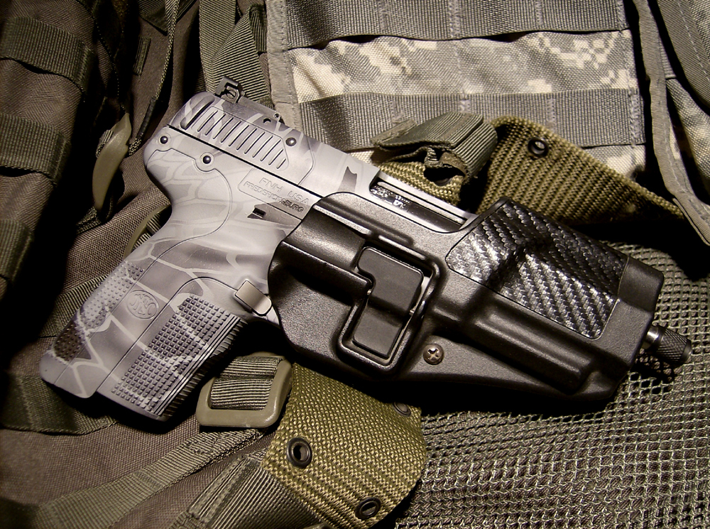 6.0 Inch barrel For FsN 5.7 MKII, USG, IOM, and Tactical models Threaded 10x1 mm RH PREORDER ITEM