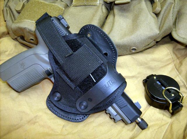 EA Five Seven OWB Hybrid Tactical Holster