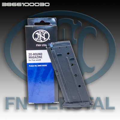 FN Five-seveN NEW STYLE Magazine 5.7x28mm 20 Rounds