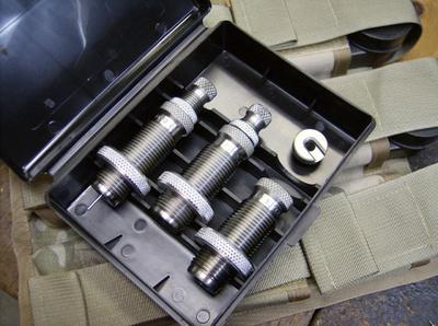 CH4D 5.7x28mm 3 Die Set (Custom Made To Order)
