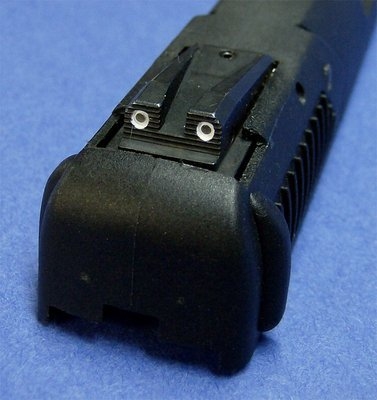 Convert Adjustable Sites to Fixed NIGHT Sights