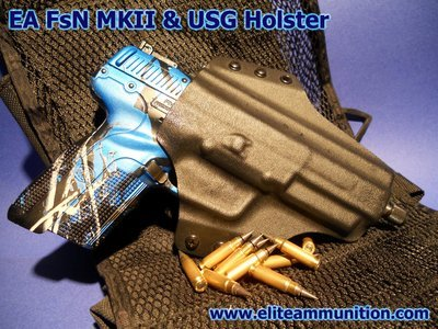 EA Five Seven MKII OWB Kydex Holster