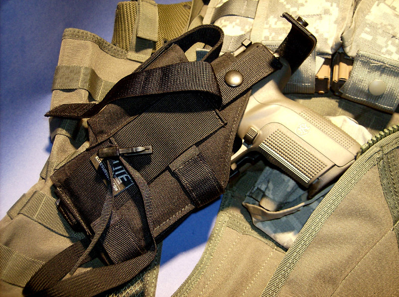 EA Five Seven Tactical Light Belt Holster