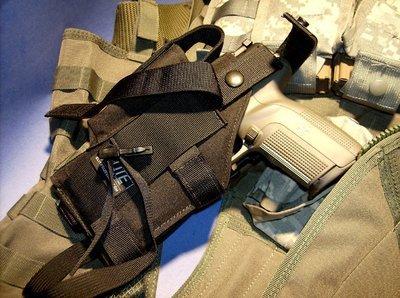 EA Five Seven Tactical Light Belt Holster
