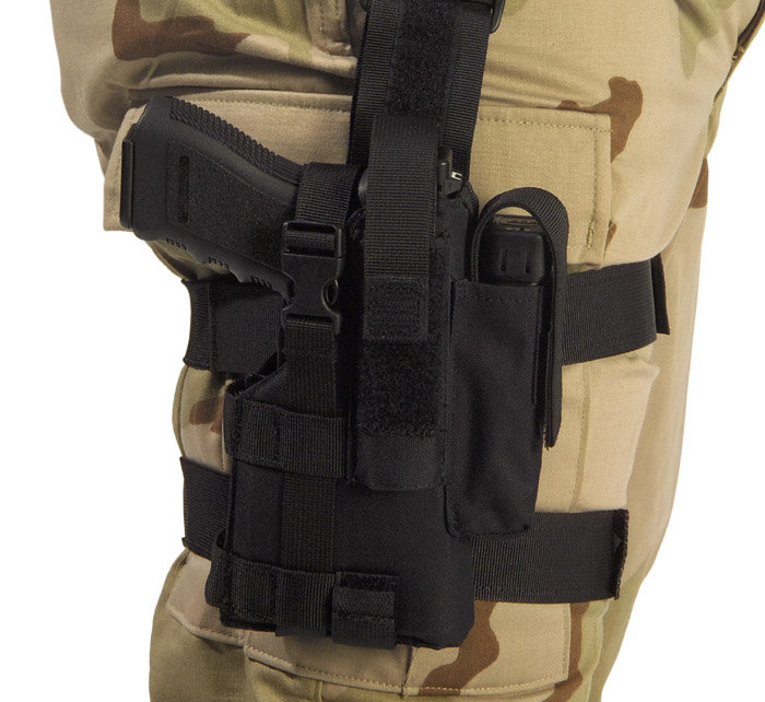EA Five Seven Tactical Light Thigh Holster
