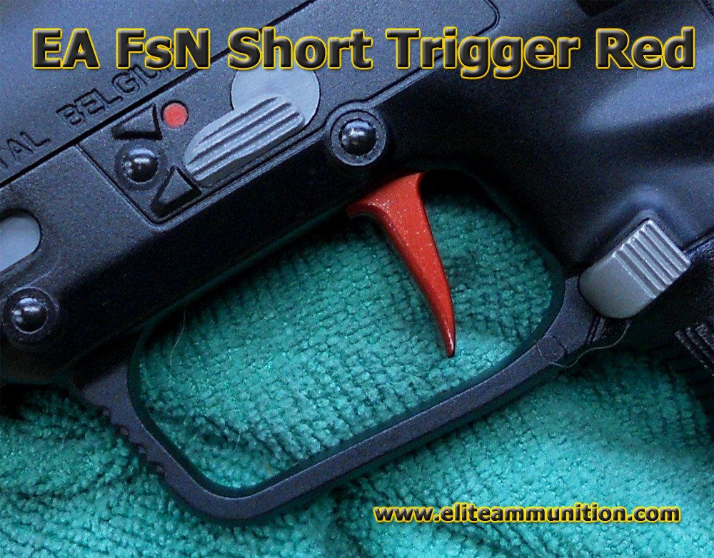 EA FsN Short Trigger Installed by EA-RED