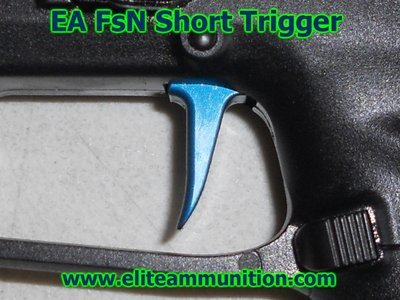 EA FsN Short Trigger Installed by EA-Blue