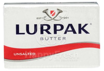 LURPAK DANISH BUTTER UNSALTED - $5.00